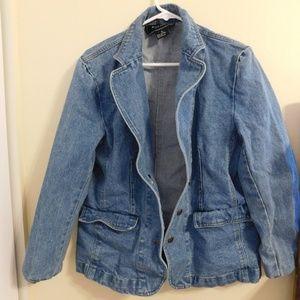 Vintage | FU DA New York | denim jacket